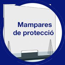 Mampares de protecció