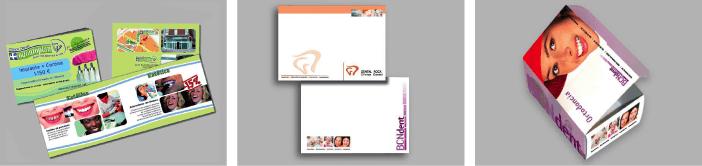 Papereria per a clíniques dentals