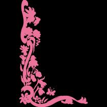 Vinilo decorativo Esquinera 2