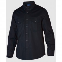 Camisa m/larga algodón