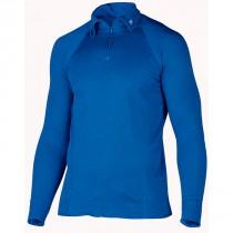 Camiseta primera capa transpirable lana-poliéster