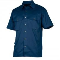 Camisa m/corta pol-alg.