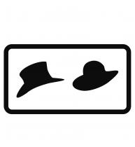 VC05009 Sombreros 1.puerta