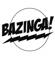VC07003 Bazinga!